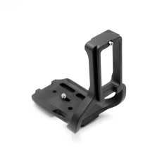BGNing Professional Tripod Quick Release Plate Mounting Adapter Bracket for Nikon D500 DSLR Interface Width 38mm Camera Photography ACC