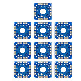 F04997-10 10pcs MK KK Multi-Copter Power Battery to 8 ESC Connection Board For Multi Quad Hexa Copter UFO