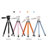 XT-XINTE Mini Flexible Tripod for iPhone Samsung Xiaomi Huawei Mobile Phone Smartphone for Gopro 7 Camera Lightweight Tripod