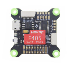HAKRC F405 flight Control 3-9S MPU6000 Gyroscope For  DIY FPV Racing Quadcopter Drone