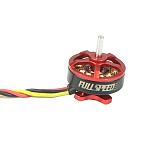 FullSpeed FSD 1103 11000KV Brushless Motors with 65mm 1.5mm Propeller Props for TinyLeader HD Brushless Whoop Toothpick Racing Drone Quadcopter