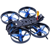 iFlight CineBee 4K Whoop FPV Racing Drone 2S Quadcopter PNP BNF Wheelbase 107mm SucceXMirco F4 Flight Tower Caddx.us Tarsier 4K 1200TVL Dual Lens HD Camera