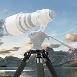 BGNing Professional Stable Photography Bird Watching Carbon Fiber Tripod for Digital Camera Video Camcorder Stand Holder Accessories