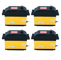 JX Servo PDI-HV2060MG 60KG Super Torque Digital Gasoline Servo 180 Degrees Arm Digital Servo