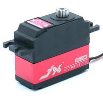JX Servo PDI-2506MG 25g Metal Digital Miniature Servo High Performance Digital Coreless Servo + Steering Arm CNC Aluminum Inner Shell