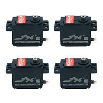 JX 4Pcs Servo PDI-HV5523MG 23KG High Torque Metal Gear Digital Servo High Pressure Standard Steering Gear
