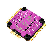 FLYCOLOR X-Cross 4 in 1 60A Electric Speed Controllers 5V 3A BEC for 3-6S Batteries