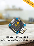 HobbyWing XRotor Micro 60A 4in1 Electric Speed Controller BLHeli-32 DShot1200 for DIY Multicopter