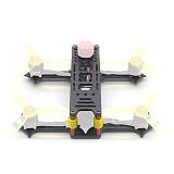 QWinOut 135mm 3K Carbon Fiber Frame for DIY Quadcopter
