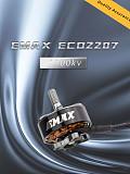 EMAX ECO 2207 1700KV 1900KV 2400KV RC Remote Control Cross-machine Multi-axis Motor 4-6V