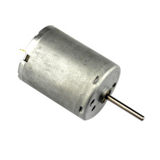 4PCS Feichao Long Axis 370 Motor Model Electric Motor High Torque Car Model Motor Micro DC Motor 8V