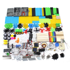 DIY Kit Technology Model Material kit & Handmade Education Model Electronic Building Block Accessories DIY Materials