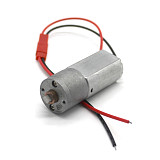 2PCS Feichao Iron Shell 180 Gear Motor JST Line DIY Robot Parts Technology Model Making Micro DC Motor