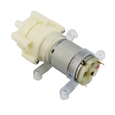 Feichao R385 DC Diaphragm Pump Miniature Small Water Pump Notebook Water Cooled 6-12v Fish Tank Pump