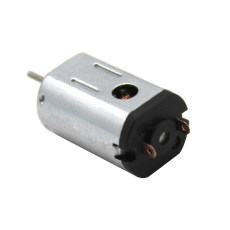 10PCS Feichao N21 Small Hole Motor DIY Small Fan Aircraft Model Making Micro DC High Speed Motor Accessories