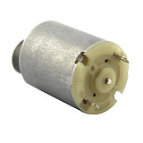 4PCS Feichao Round 280 Vibration Motor Micro DC Motor DIY 3V/6V Small Motor Massager Big Head Vibration