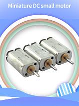 Feichao 10Pcs K20 Motors Micro DC Motors Solar Motors Mini Motors 1V 3v Diy Motors