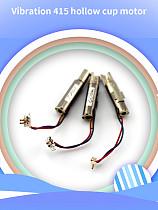 Feichao 10Pcs Vibration 415 Hollow Cup Motors Vibration Motor Eccentric 3v Micro DC Vibration Motor