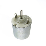 Feichao 10Pcs Dual-axis 140 Motors Miniature DC Motors Diy Technology Small Production Model Motor
