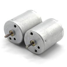 Feichao 4Pcs 370 Motors Technology Model Toys 3v 6v High Torque Motor Parts DIY Manual Model Power Motor