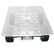 Feichao DIY Acrylic Smart Car & Robot Remote Control Car Model Intelligent Line Accessories