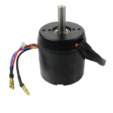 JMT  High Efficiency 6374 170KV Brushless Motor 2800W 24V/36V for Four-Wheel Balancing Scooters Electric Skateboards w Motor Hall