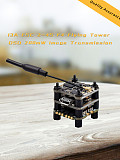 JMT SIF4 F4 Flytower SIF4 F4 Flight Controller + 13A Blheli_S 2-4S Brushless ESC + 40CH 25~200mW VTX 16*16mm for RC Drone FPV Racing Quadcopter