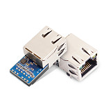 USR-K7 1pc/5pcs Industrial Super Port TTL UART Ethernet Module Modbus RTU to Modbus TCP/IP Module with Modbus