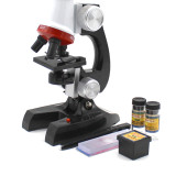 XT-XINTE Fun Microscope DIY Scientific Experiment For Primary And Secondary School Science Education Developing Toys And Children Gift