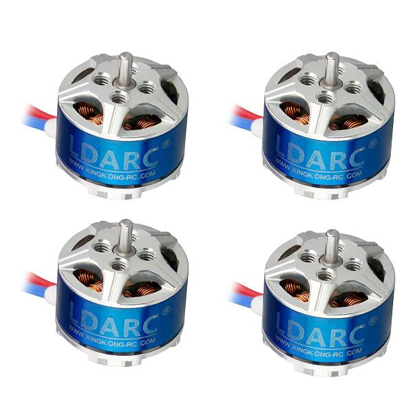 LDARC XT1105-5000KV Brushless Motor for 2-4S Batteries DIY ET115 Quadcopter FPV Racing Drone RC Hobby Models