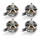 EMAX 4Pcs ECO 2207 1900KV 4-6S Brushless Motor For RC Drone FPV Racer Racing Quadcopter Multi-Rotor Aircraft Emax ECO Series 2207 Motor