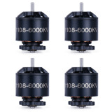 iFlight BeeMotor 1108 6000KV 2-3S Brushless Motor for FPV Tiny Whoop Frame DIY RC Racing Drone Quadcopter