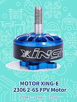 iFlight MOTOR XING-E 2306 2-6S FPV Motor 1700KV/2450KV/2750KV For Racing Drone Quadcopter