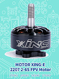 iFlight MOTOR XING-E 2207 2-6S FPV Motor 1700KV/1800KV/2450KV/2750KV For DIY Racing Drone Quadcopter