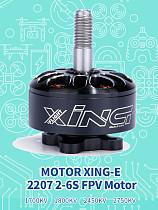 iFlight MOTOR XING-E 2207 2-6S FPV Motor 1700KV/1800KV/2450KV/2750KV For DIY Racing Drone Quadcopter