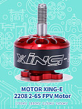 iFlight MOTOR XING-E 2208 2-6S FPV Motor 1700KV/1800KV/2150KV/2450KV For DIY Racing Drone Quadcopter