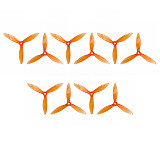 GEMFAN FLASH 5149-3 3-Blade Propeller 5 Inch Props Paddle For FPV Quadcopter Racing Drone