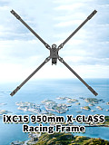 iFlight iXC15 950mm X-CLASS Racing Frame For DIY Racing Drone Quadcopter
