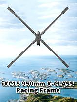 iFlight iXC15 950mm X-CLASS Racing Frame For DIY Racing Drone Quadcopter