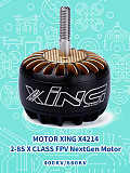iFlight MOTOR XING X4214 2-8S X CLASS FPV NextGen Motor For DIY Racing Drone Quadcopter