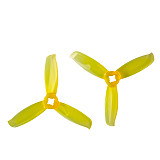 GEMFAN 3028 PC Propeller 3 inch 3-blade Paddle CW CCW Props for FPV Drone Quadcopter Multicopter