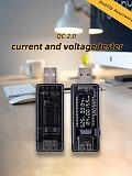 USB Charger 5V 9V 12V 20V QC 2.0 3.0 LCD Current Voltage Charger Capacity Tester Detector Power Meter Text Voltmeter Ammeter