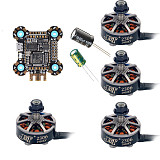 JMT F722 Betaflight Flight Controller 2-6S OSD 30x30mm With XING 2207 2206 2306 Brushless Motors for RC Drone FPV Racing Quadcopter