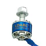 LDARC XT1408 3750KV 3-4S Brushless Motor for DIY Quadcopter RC Hobby Models FPV Racing Drone