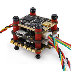 GEPRC Stable Pro F7 DUAL BL 35A Flytower /Stable V2 F4 Flight Controller+ 35A /30A ESC+5.8G 500mW VTX for FPV Racing Drone Quadcopter