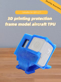 JMT TPU 3D Print Camera Mount 3D Printing FPV Camera Protection Frame For GEP- LC7 Frame Kit FPV Racing Drone