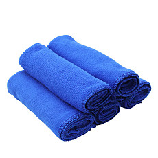MingChuan 30*70cm Microfibre Cleaning Auto Car 10Pcs Large Detailing Soft Cloths Wash Duster Towel