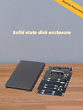 New Mini Pcie mSATA Adapter SSD To 2.5 inch SATA3 Adapter Card With Case SATA Adapter Stock With Screws