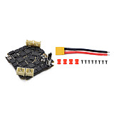 GEPRC GEP-12A-F4 Flight Controller 4S BLhelis_s 12A ESC for Indoor 4-axls RC Racing Drone MPU6000 Gyroscope Support Betaflight OSD