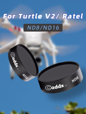 Caddx 14mm ND8/ND16 ND Lens Filter for Turtle V2/2.1mm Lens Ratel FPV Camera Spare Parts RC Racer Drone mobula7 Quadcopter